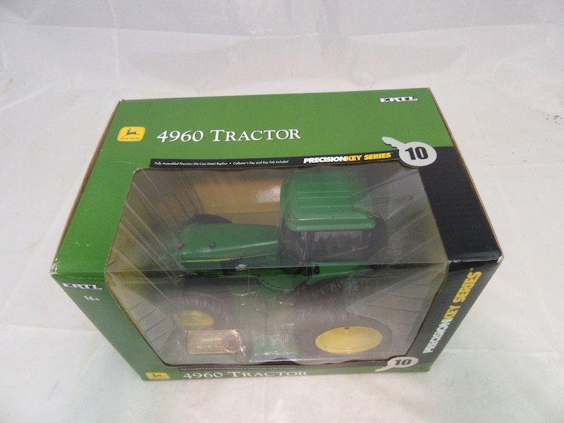 Ertl John Deere Precision Key Series Model 4960 Tractor - 2
