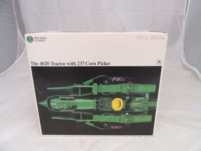 Precision Classics John Deere 4020 Tractor with 237