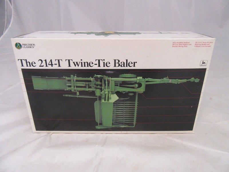 Precision Classics John Deere 214-T Twine-Tie Baler
