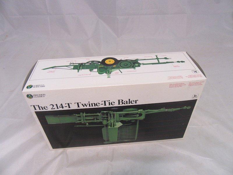 Precision Classics John Deere 214-T Twine-Tie Baler - 2