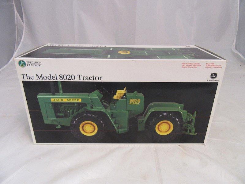 Precision Classics John Deere Model 8020 Tractor