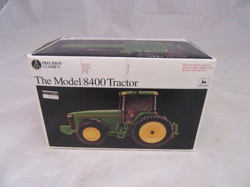 Precision Classics John Deere Model 8400 Tractor