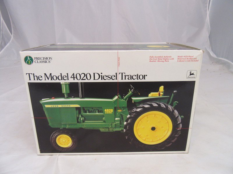Precision Classics John Deere Model 4020 Diesel Tractor