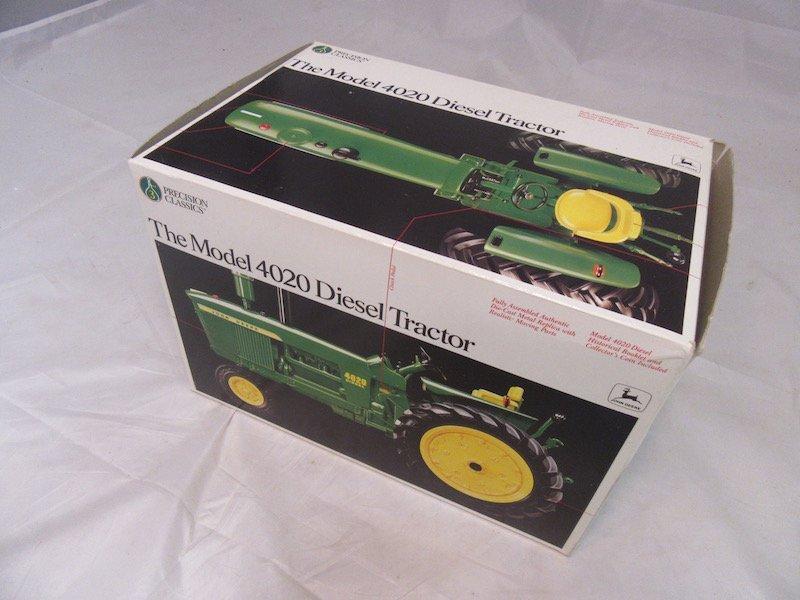 Precision Classics John Deere Model 4020 Diesel Tractor - 2