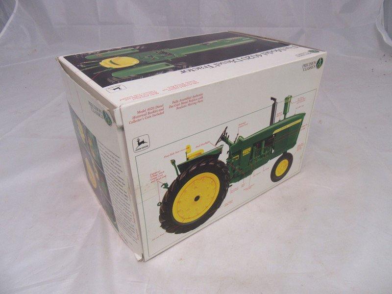Precision Classics John Deere Model 4020 Diesel Tractor - 3