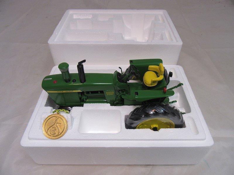Precision Classics John Deere Model 4020 Diesel Tractor - 5