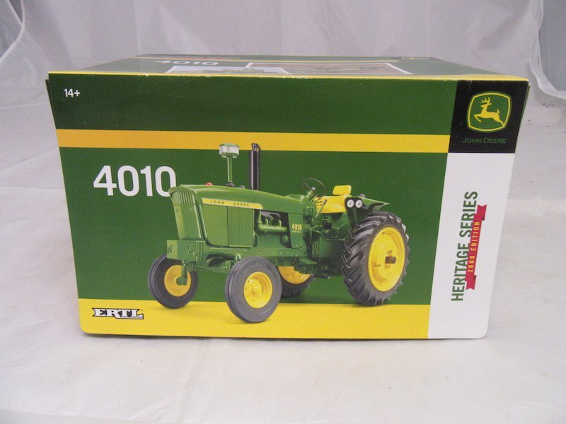 Ertl John Deere Heritage Series 2007 and 2008 Edition - 5