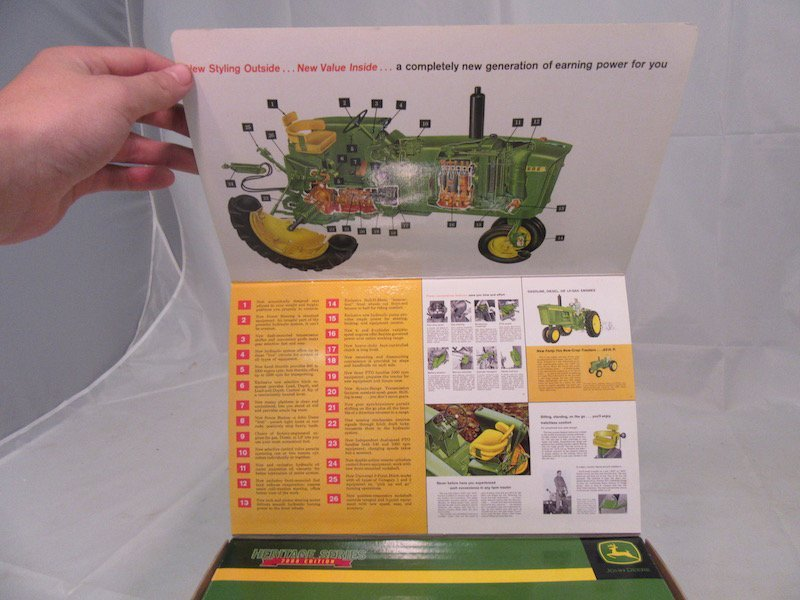 Ertl John Deere Heritage Series 2007 and 2008 Edition - 7