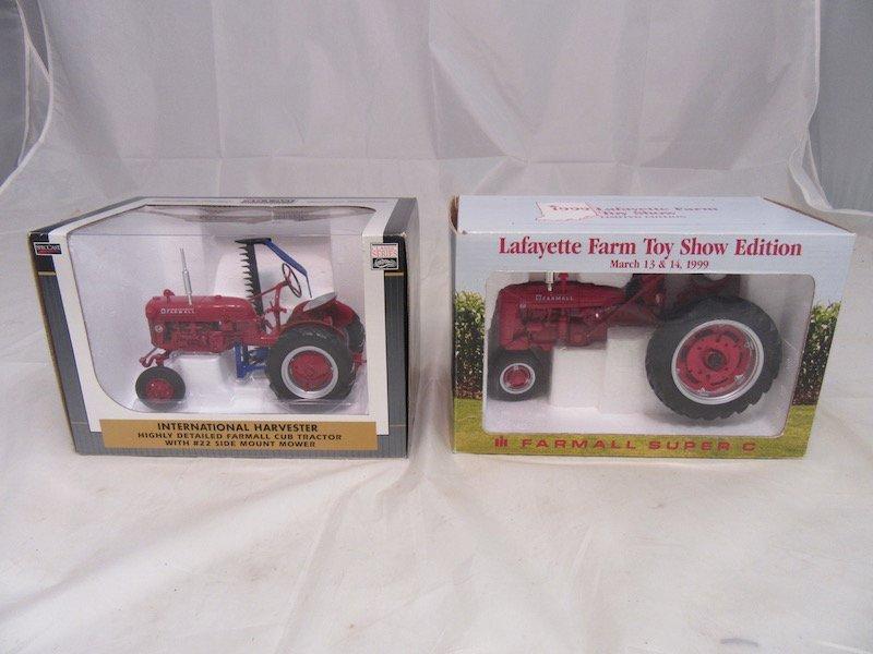 1999 Limited Edition Lafayette Farm Toy Show Farmall
