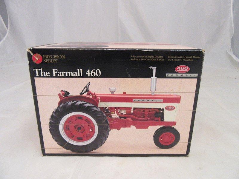 Precision Series Farmall 460 Tractor