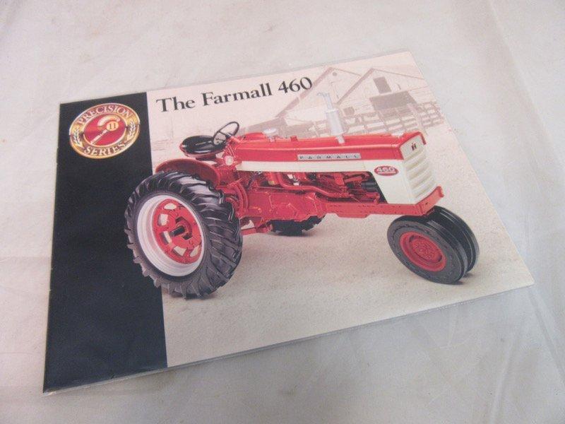 Precision Series Farmall 460 Tractor - 4
