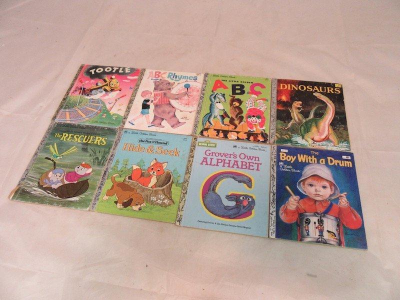 Lot of (42) Little Golden Books - 2