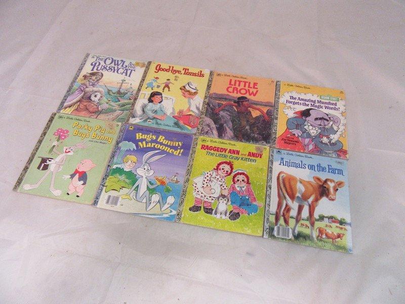 Lot of (42) Little Golden Books - 3