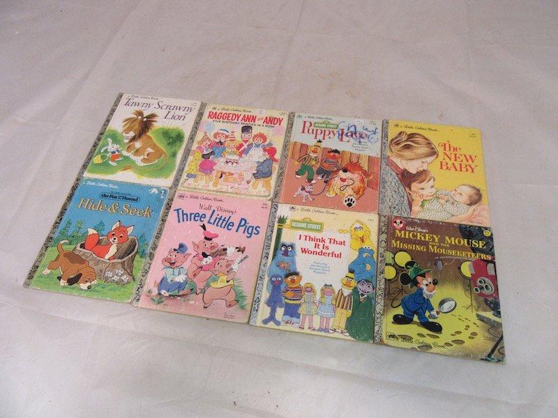 Lot of (42) Little Golden Books - 4