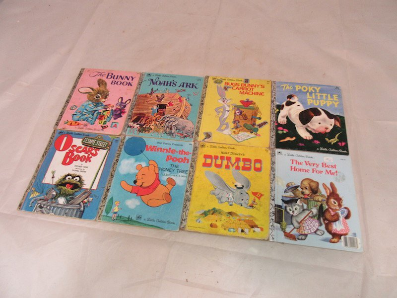 Lot of (42) Little Golden Books - 5
