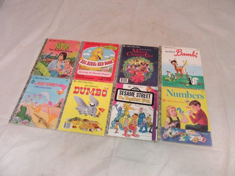 Lot of (42) Little Golden Books - 6