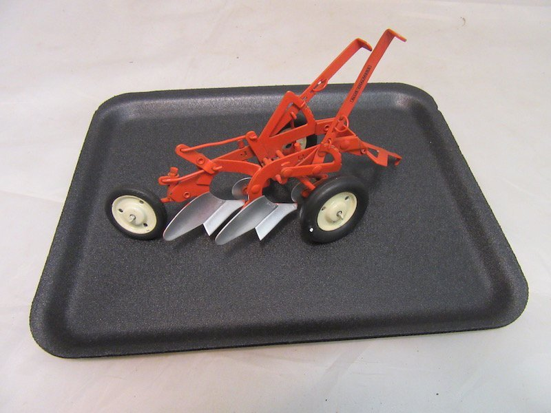 (2) Allis Chalmers Tractors and Cultivator Plow - 6