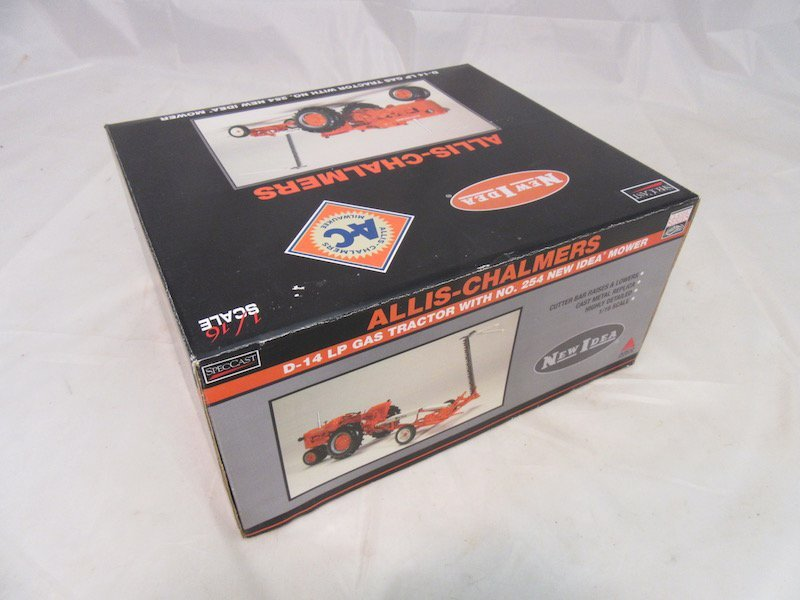SpecCast Allis Chalmers D-14 LP Gas Tractor with NO. - 2