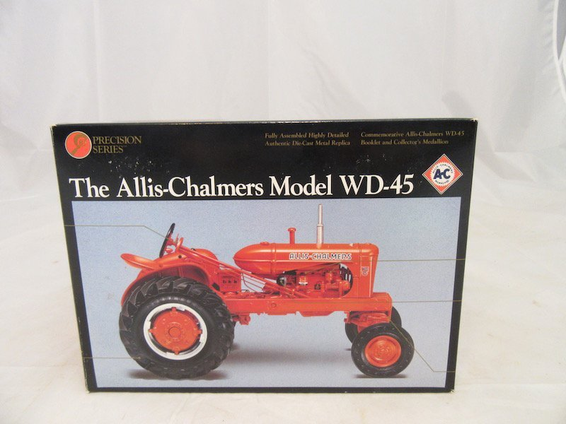 Precision Series Allis Chalmers Model WD-45 Tractor