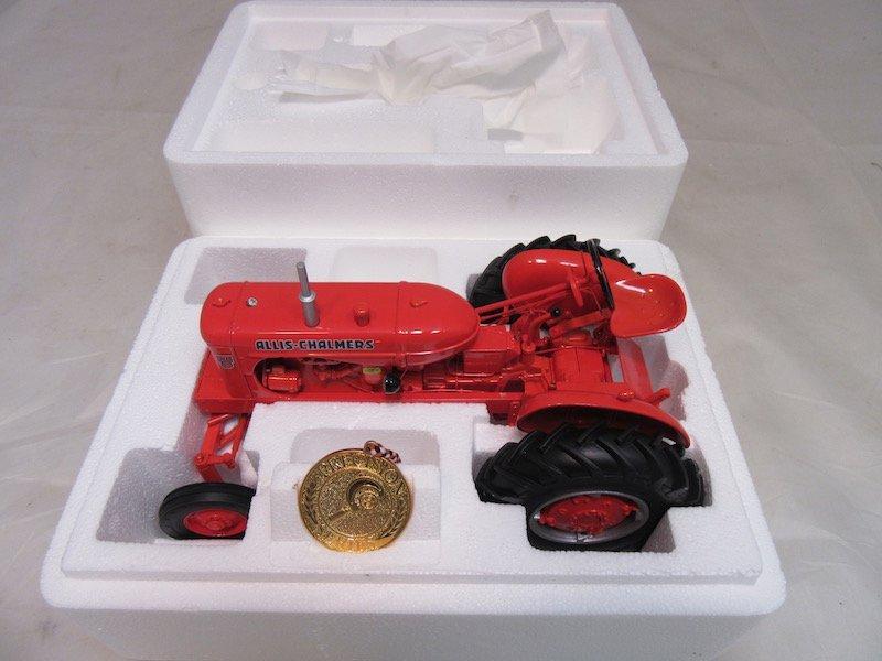 Precision Series Allis Chalmers Model WD-45 Tractor - 5
