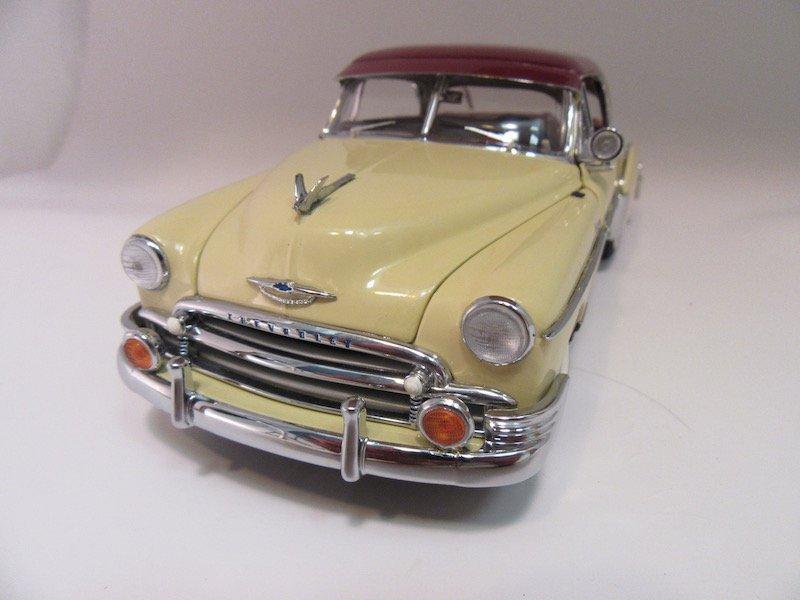 Franklin Mint Precision Models 1950 Chevrolet Bel Air - 2