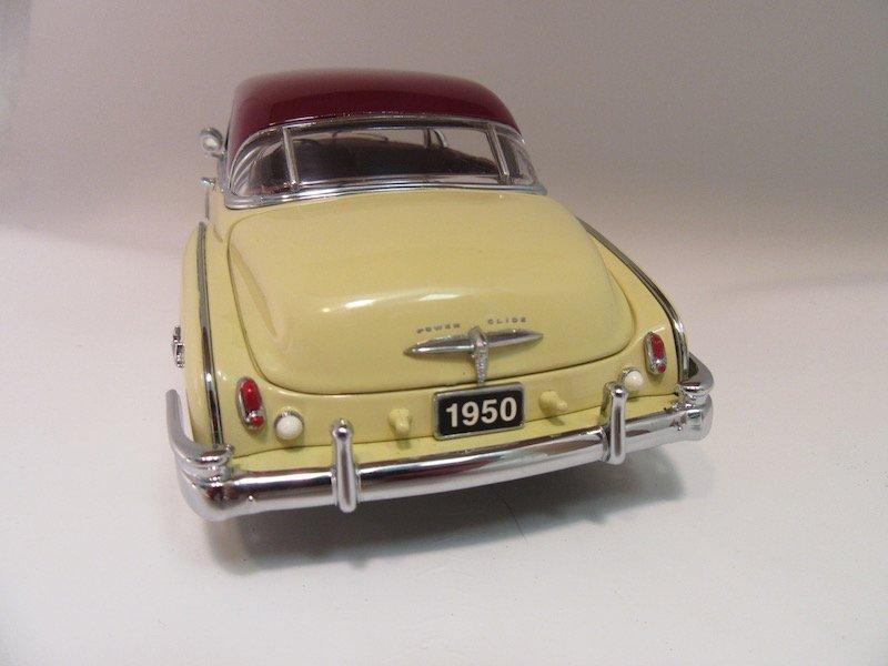 Franklin Mint Precision Models 1950 Chevrolet Bel Air - 3