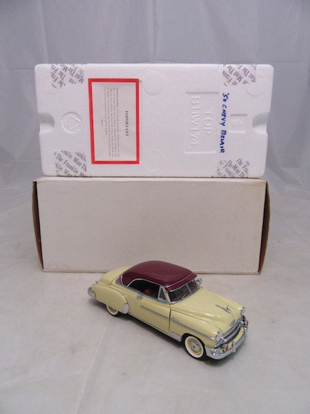 Franklin Mint Precision Models 1950 Chevrolet Bel Air - 4
