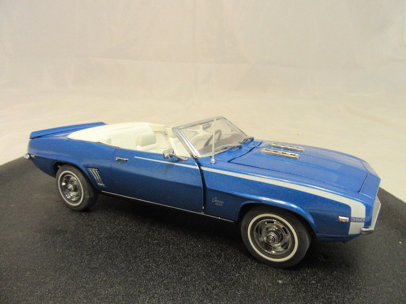 Danbury Mint 1969 Chevrolet Camaro