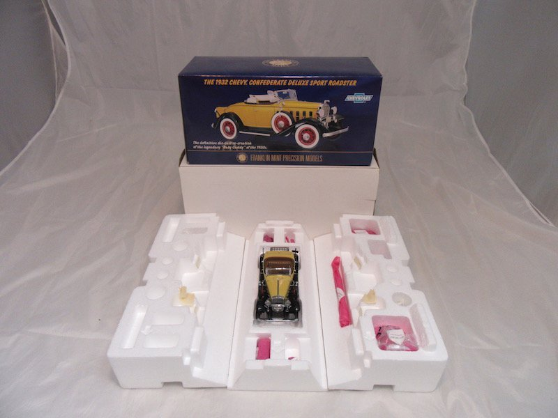 Franklin Mint 1932 Chevy Confederate Deluxe Sport