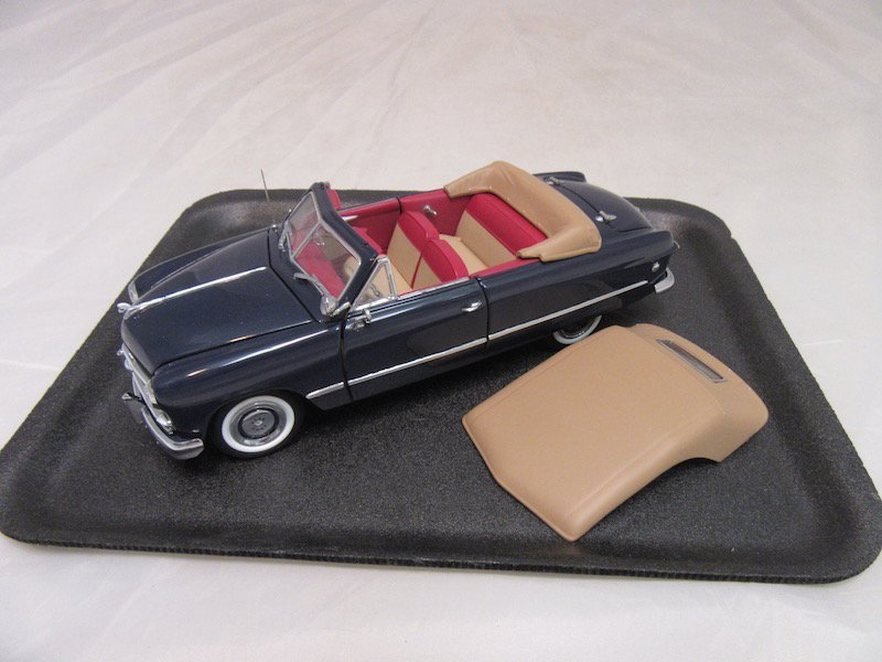 Franklin Mint Precision Model 1949 Ford Custom
