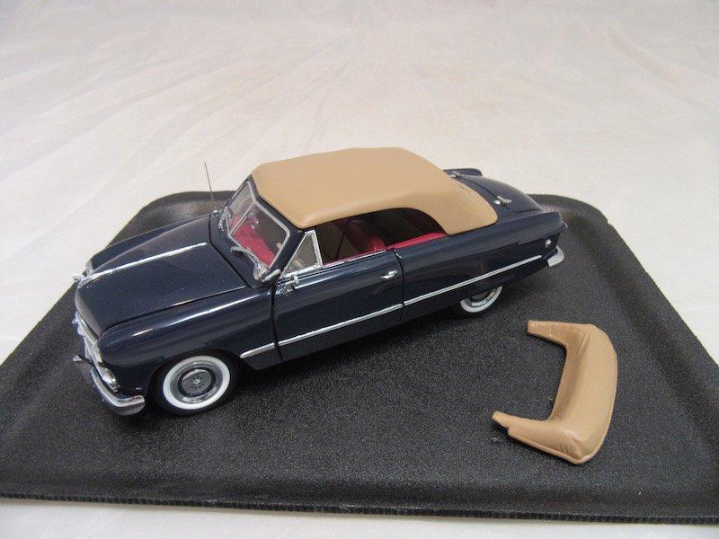 Franklin Mint Precision Model 1949 Ford Custom - 2