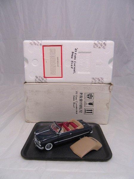 Franklin Mint Precision Model 1949 Ford Custom - 7