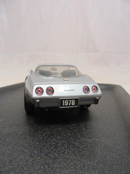Franklin Mint 1978 Corvette - 3