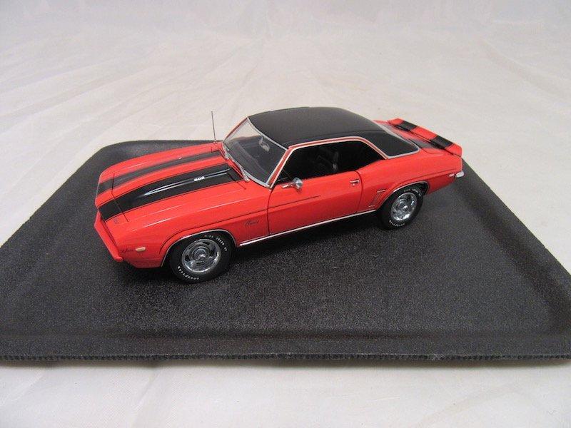 Franklin Mint Precision Model 1969 Chevrolet Camaro
