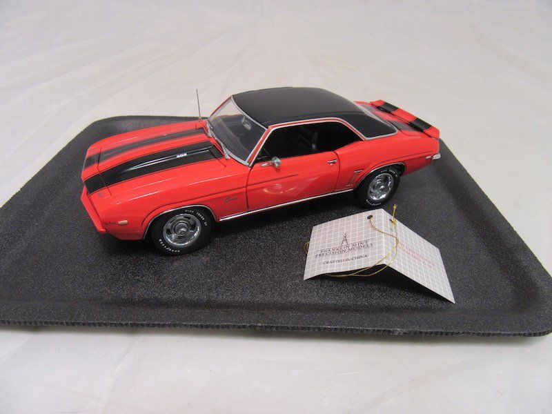 Franklin Mint Precision Model 1969 Chevrolet Camaro - 2