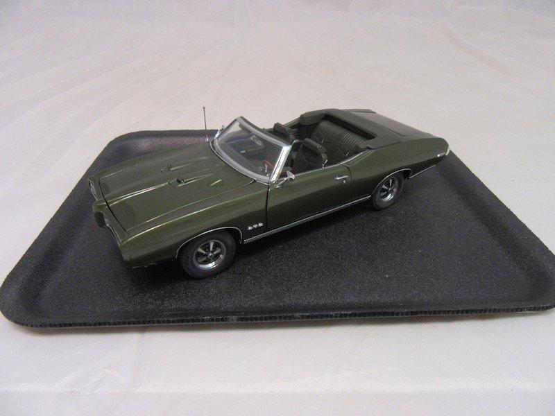 Danbury Mint Limited Edition 1969 Pontiac GTO