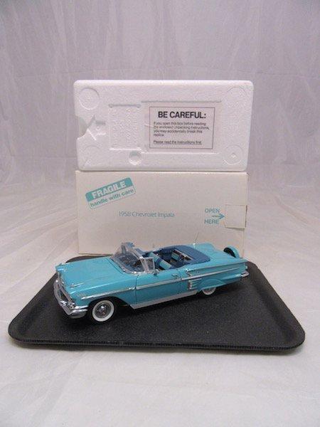 Danbury Mint 1958 Chevrolet Implala - 4