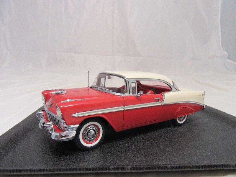 Danbury Mint Limited Edition 1956 Bel Air Sport Coupe