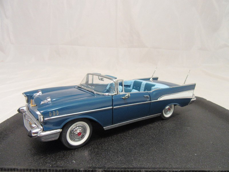 Danbury mint 1957 Chevrolet Bel Air