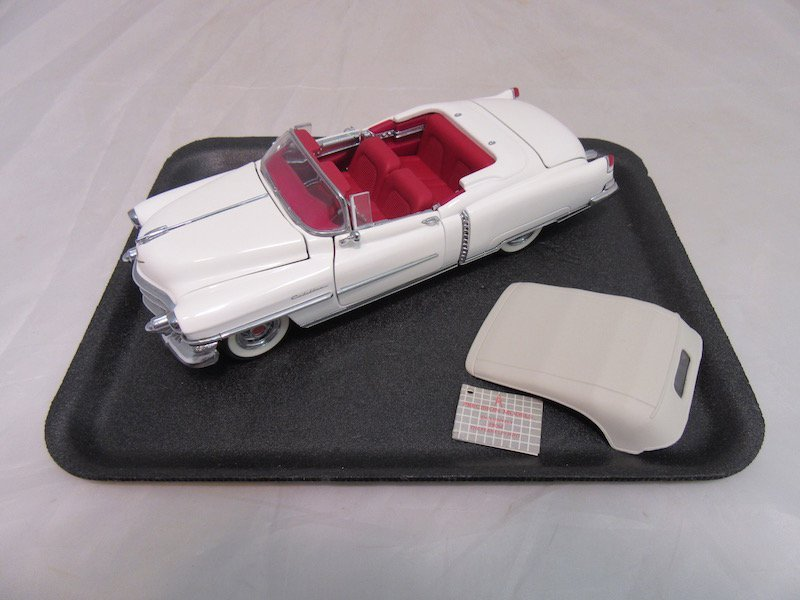 Franklin Mint Precision Model 1953 Cadillac Eldorado