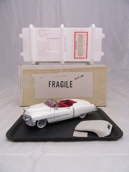 Franklin Mint Precision Model 1953 Cadillac Eldorado - 4