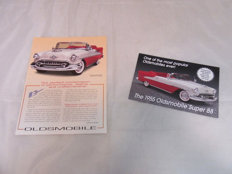 Danbury Mint 1955 Oldsmobile Super Eighty-Eight - 3