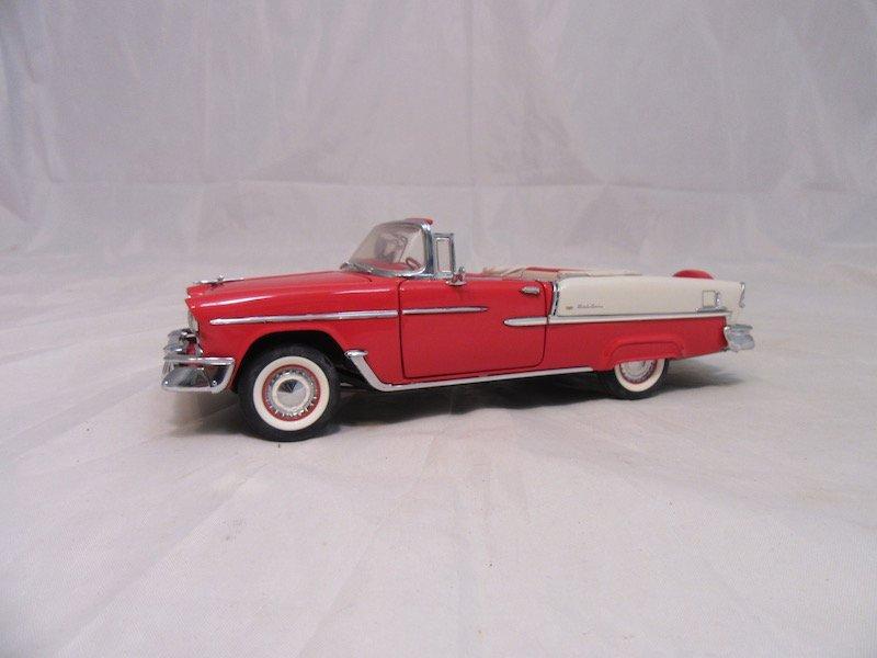Franklin Mint Precision Models 1955 Chevrolet Bel Air