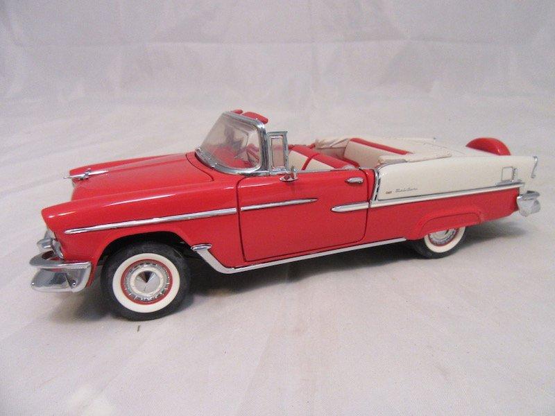 Franklin Mint Precision Models 1955 Chevrolet Bel Air - 2