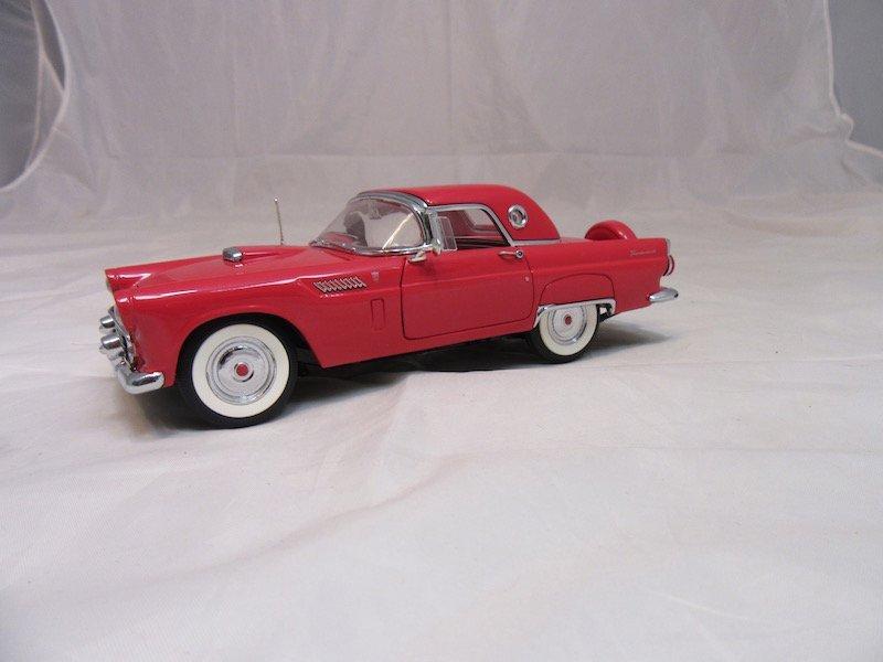 Danbury Mint 1956 Ford Thunderbird