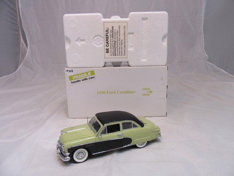 Danbury Mint 1950 Ford Crestliner - 4