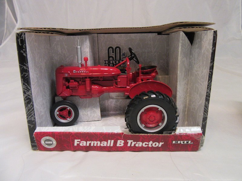 Ertl Farmall A and B Tractos - 2