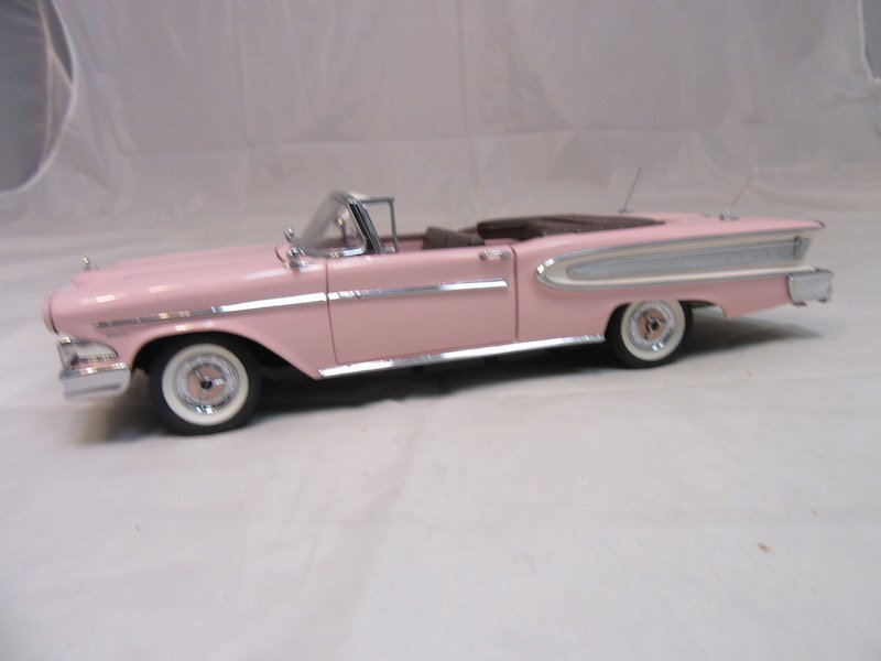 Franklin Mint Precision Models 1958 Edsel Citation