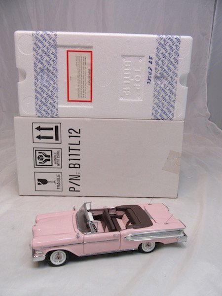 Franklin Mint Precision Models 1958 Edsel Citation - 4