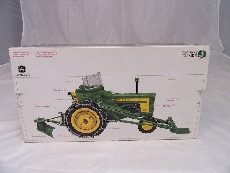 Ertl Precision Classics John Deere Model 720 Tractor - 2